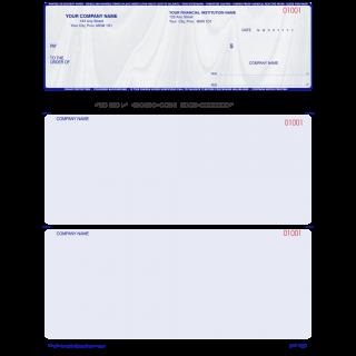 Basic Laser Cheque