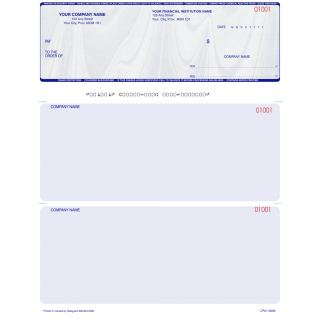 Basic Laser Cheque