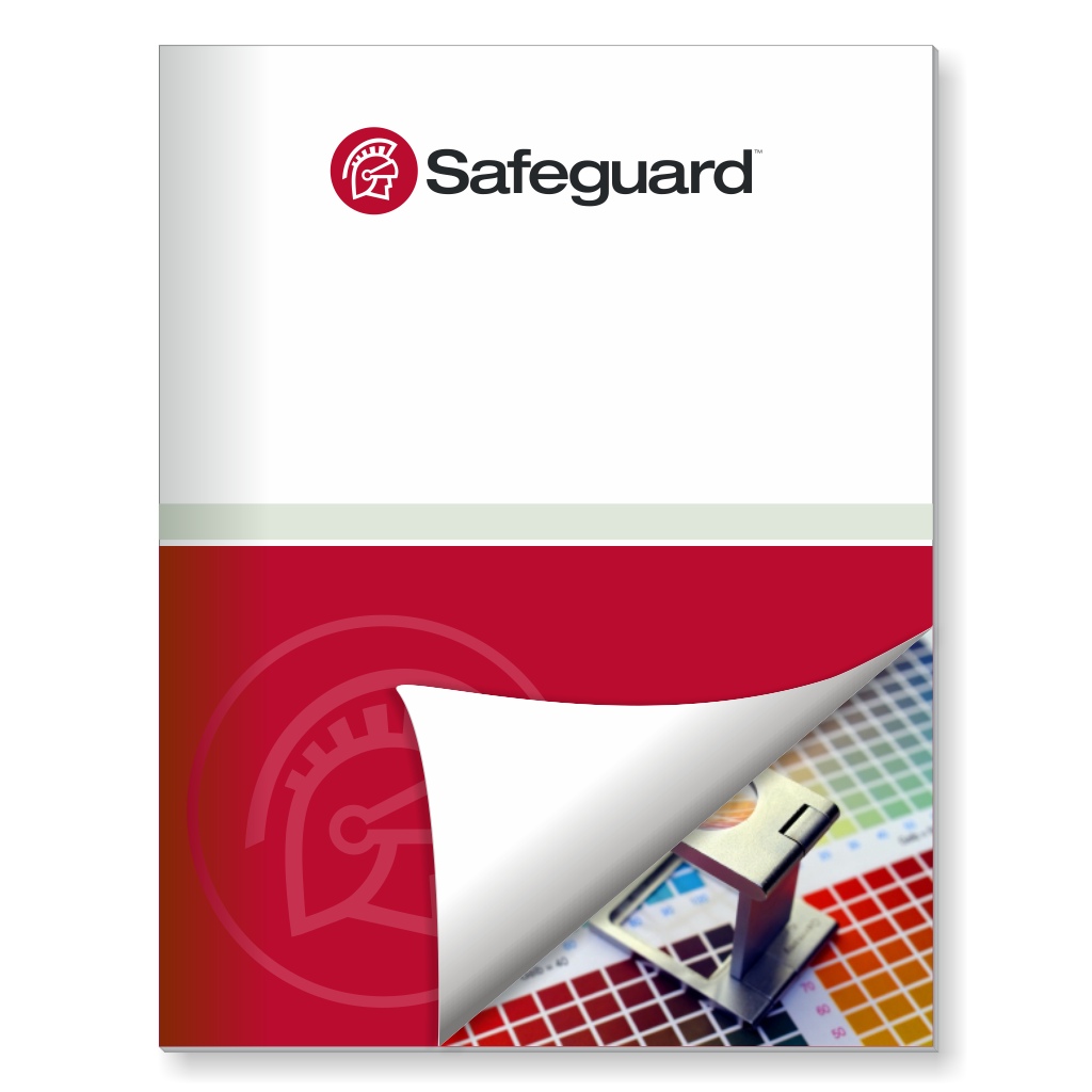 Booklets & Catalogues - Safeguard Business Systems