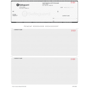 Safeguard Secure Laser Cheques - 1 Colour (black)