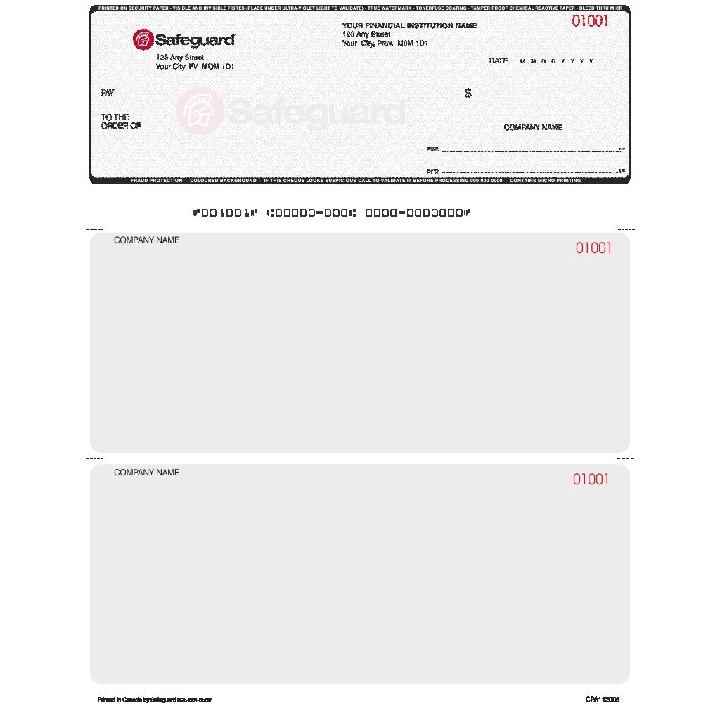 Cheques still validating