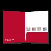 Presentation Folder 4/4 Open